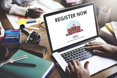 Registration Fee 2022/23