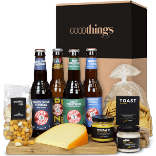 Jubileum bierpakket