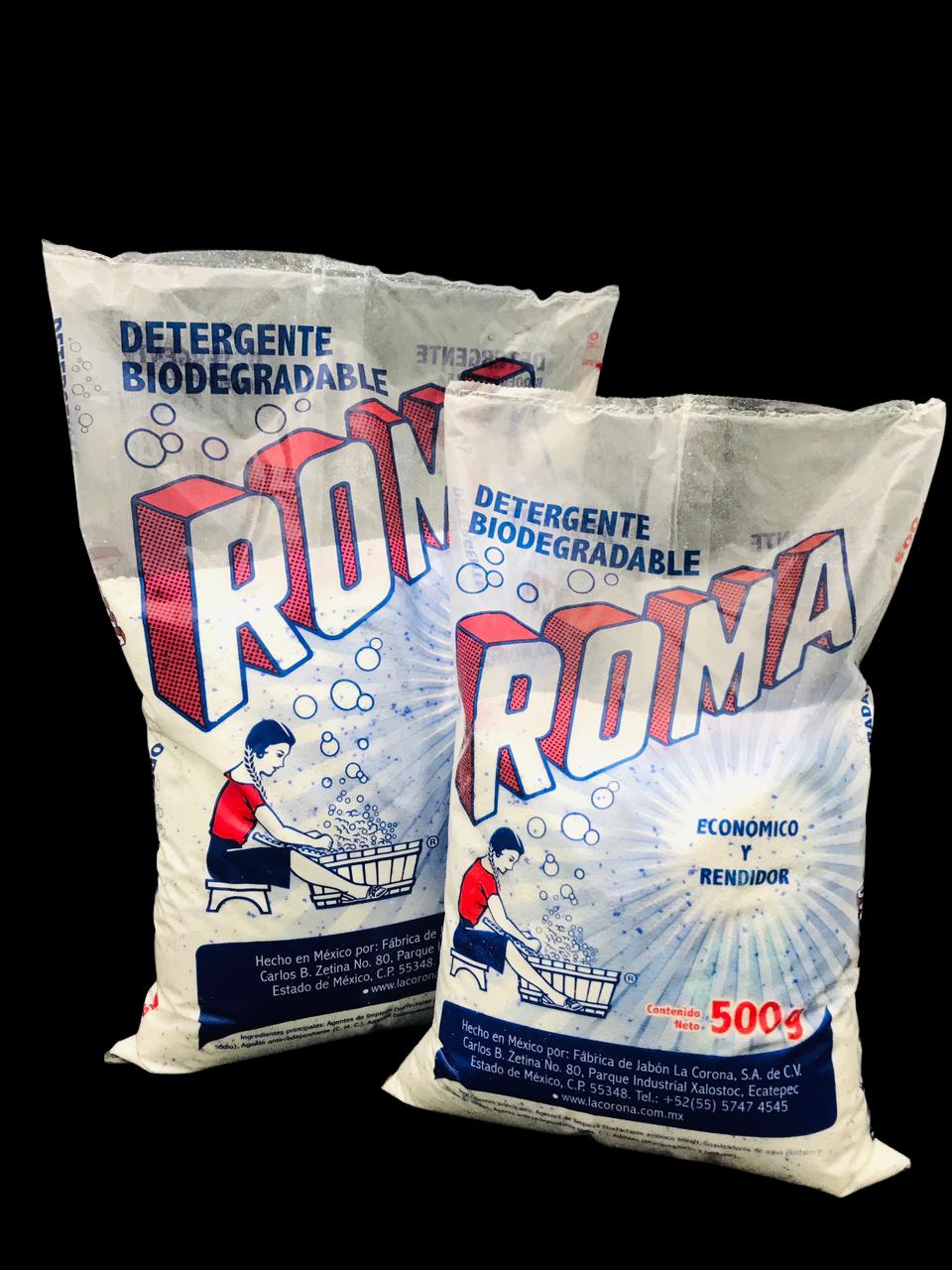 Roma Detergente 500grs