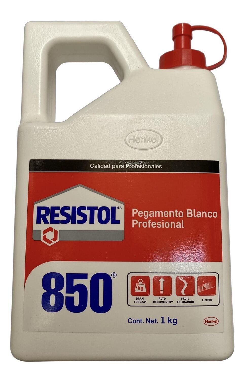 Resistol Blanco 850 1Kg