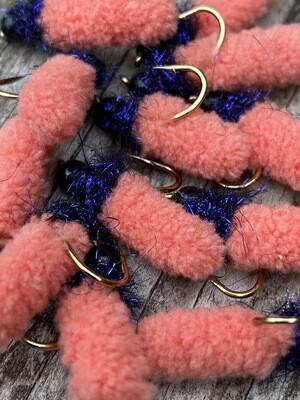 Mop Flies/Dust Mop Flies - Coral