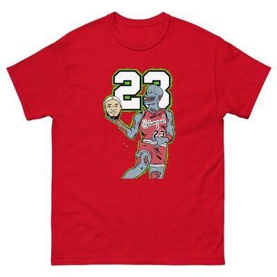 Flyarrhea X (Goat) Men's heavyweight T-shirt