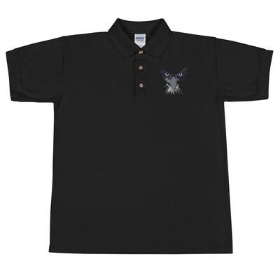 Flyarrhea X Embroidered Polo Shirt