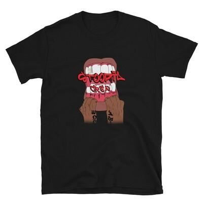 Stoopidcrew Logo Short-Sleeve T-Shirt