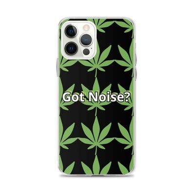 Got Noise? iPhone Case