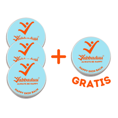 Happy Skin Balm (40gr) - Family and friends Paket