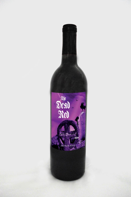 The Dead Red Cabernet Blend- PRE SALE