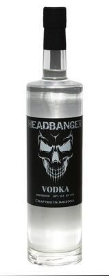 Headbanger Vodka 100 Proof
