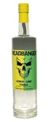 Headbanger Lemon-Lime Vodka 80 Proof