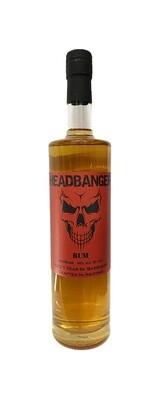 Headbanger Rum 80 Proof