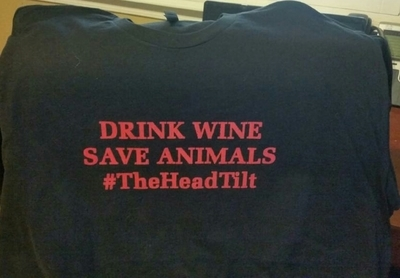 The Head Tilt Ladies Tank Top