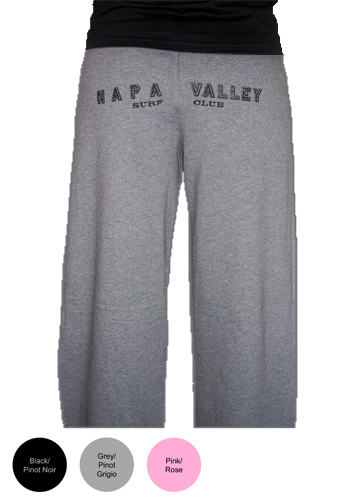 Napa Valley Surf Club Ladies Sweatpants