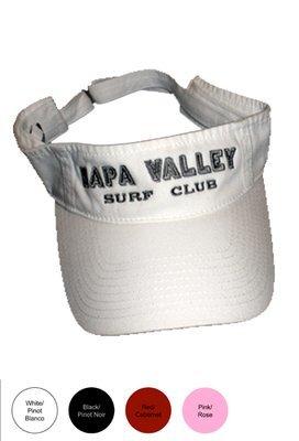 Napa Valley Surf Club Visor