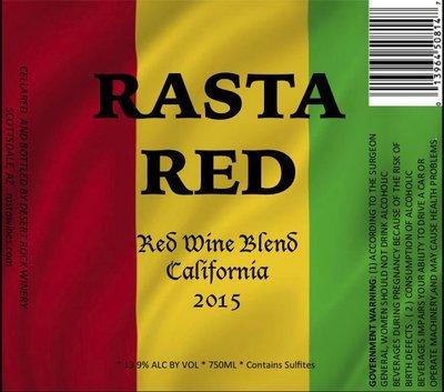 Rasta Red Blend