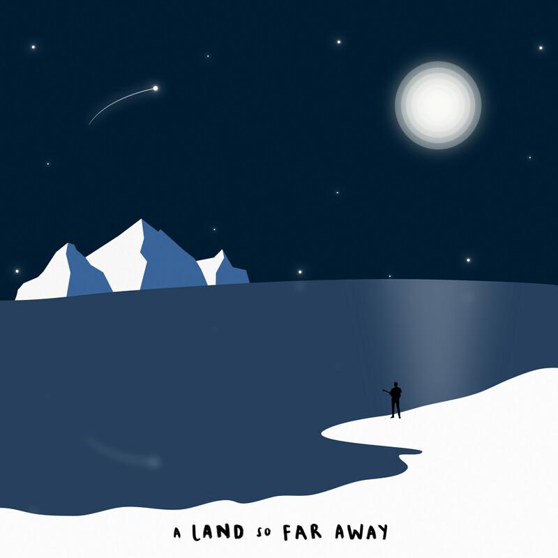 A Land So Far Away - Jewel Case CD