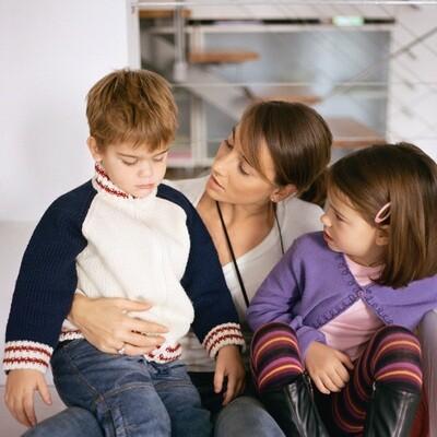 Auffrischungs-Treff für Eltern