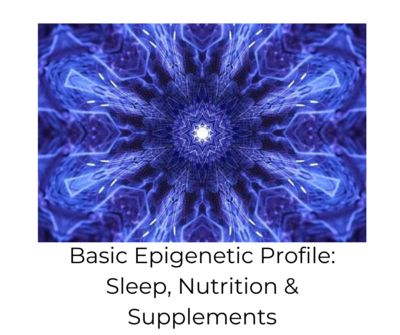 Basic 3 Panel Epigenetic Profile & Coaching
