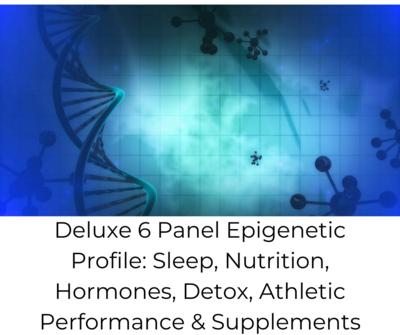 Deluxe 6 Panel Epigenetic Profile & Coaching