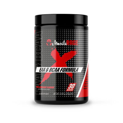 X - BCAA and EAA Supplement