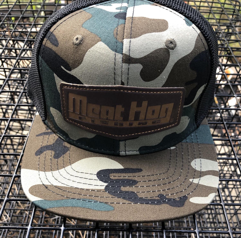 Meat Hog Camo Hat