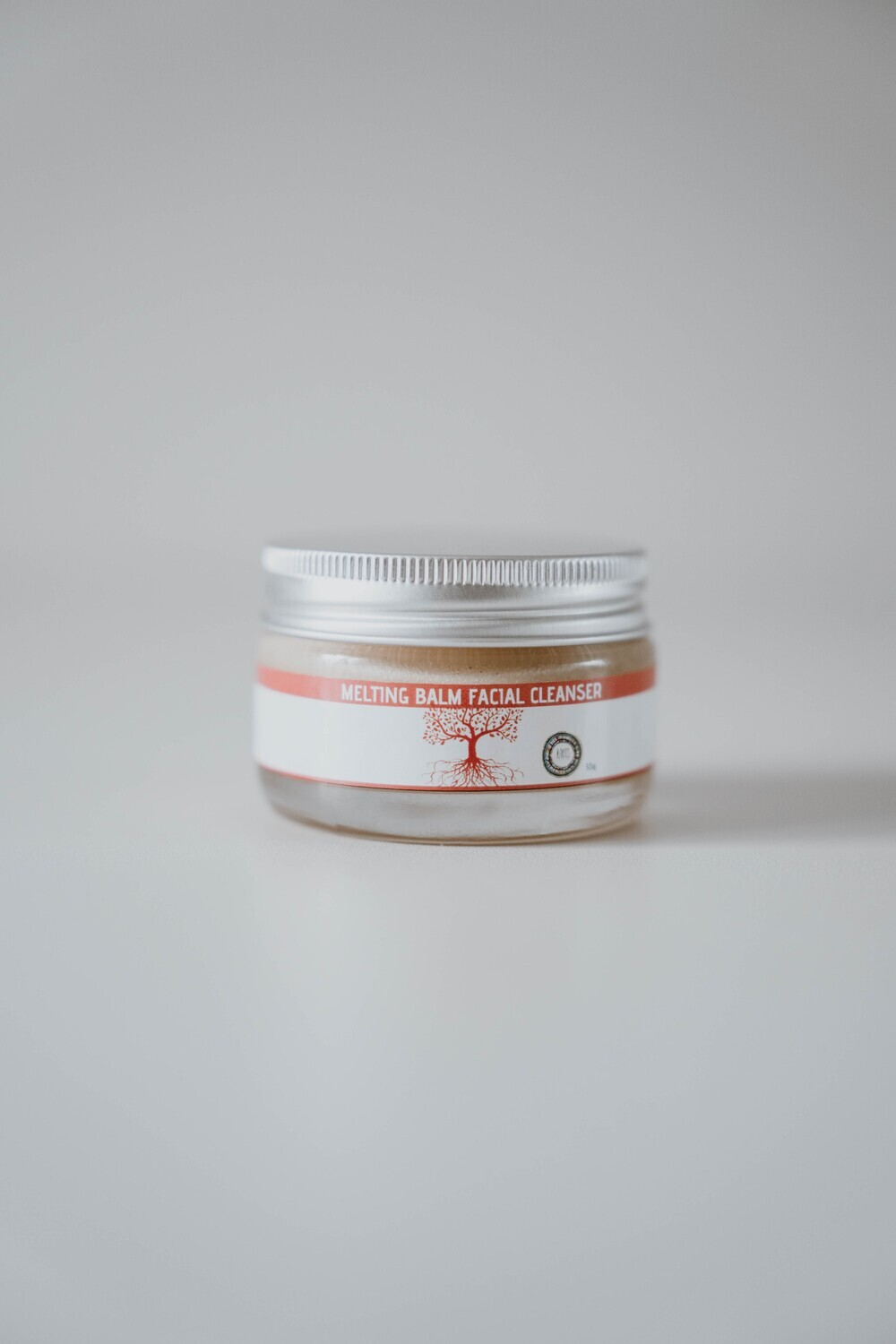 FACIAL CLEANSING BALM WITH SQUALANE AND SUNFLOWER