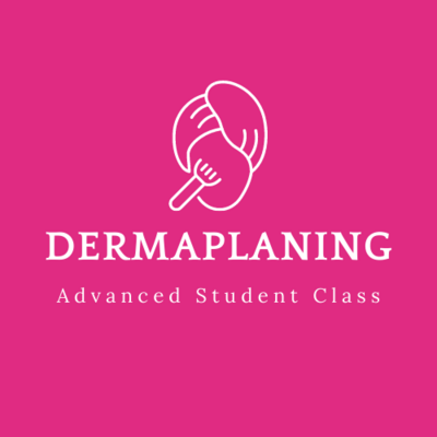 Discounted Dermaplaning Certification  AWSI Grads + Student Body