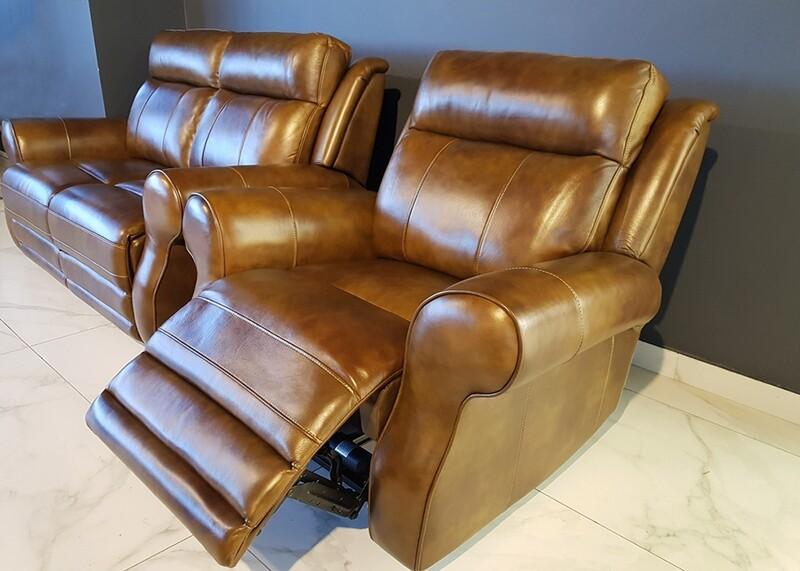 Кресло Реклайнер Менсфилд (Mansfield)  Premium Mechanics
