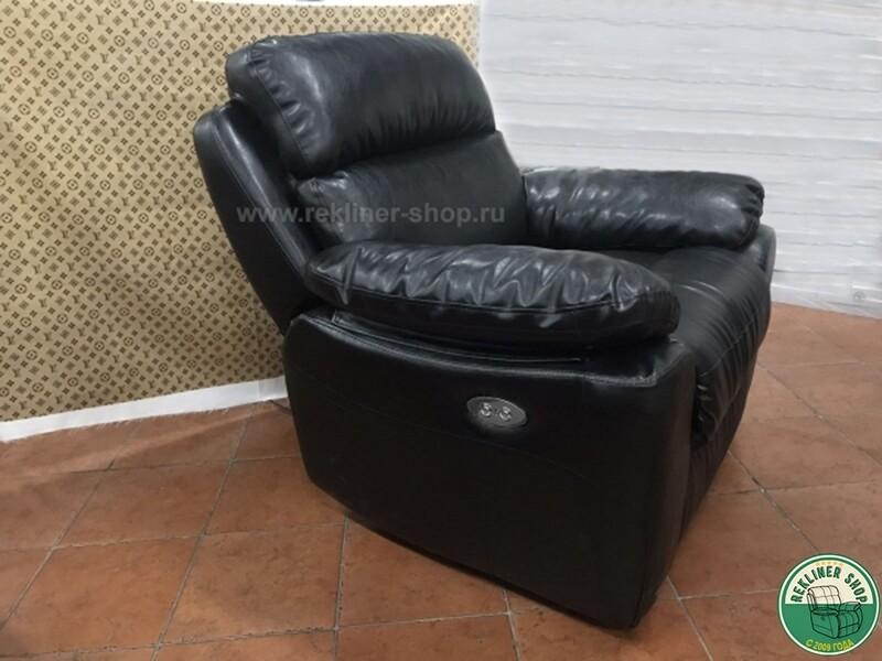Кресло Реклайнер Плейно (Plano) Premium Electric