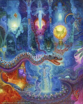 Magic Serpent (replica)