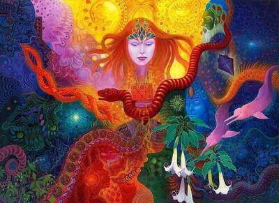 Trance-shamanica - Noya Rao (replica)