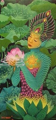 Espíritu de la flor de Loto