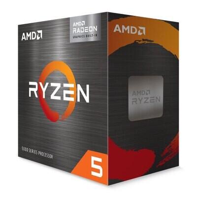 AMD RYZEN 5 5600G AM4 RET WRAITH STEALTH