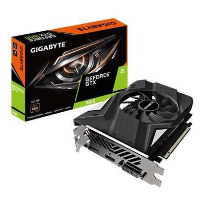 Gigabyte NVIDIA GeForce GTX 1650 4GB OC V2 Turing Graphics Card