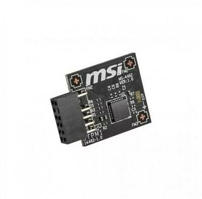 MSI TPM 2.0 MODULE (SPI)