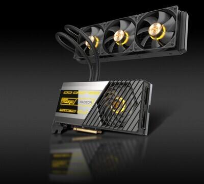 RADEON RX 6900 XT TOXIC WATERCOOLED 16GB GDDR6 PCI-EXPRESS GRAPHICS CARD