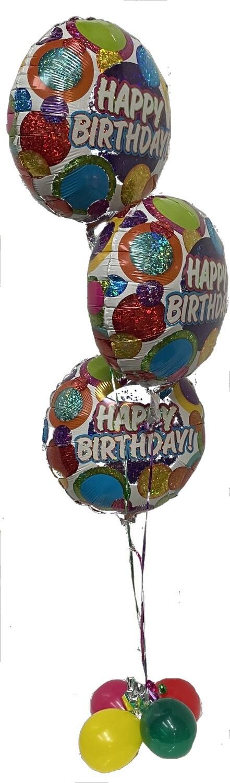 2021 Covid Festive Birthday Bouquet