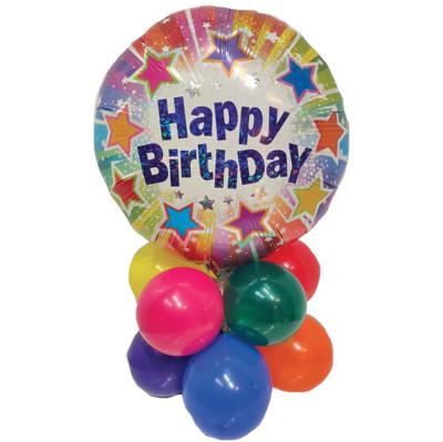2021 Covid Festive Birthday Centrepiece