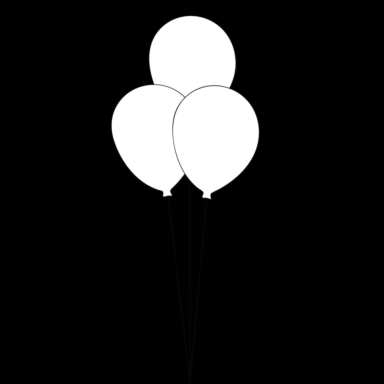 Bouquet - 3 Balloons