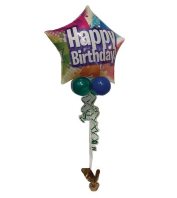 2021 Covid Festive Boy Birthday Bouquet