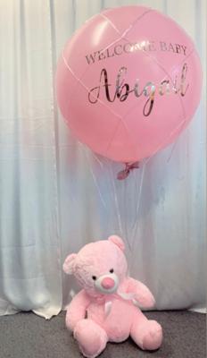 New Born Hot Air Balloon