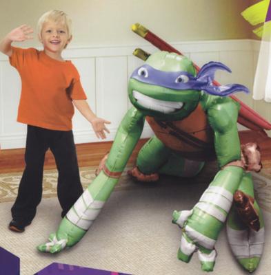 Ninja Turtle Airwalker