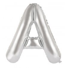 Megaloon Silver Alphabet (A-Z)