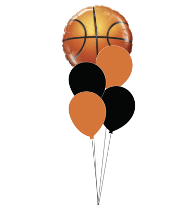 The Big Bounce Basketball Bouquet
