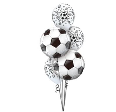 Soccer Ball Bouquet