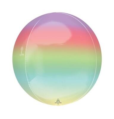 Ombre Rainbow Orbz 40cm