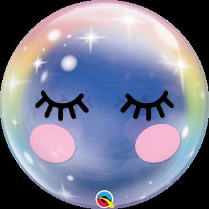 Deco Bubble Eyelashes