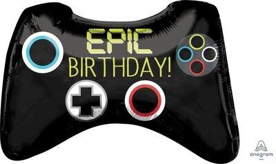 Epic Birthday Game Control Supershape