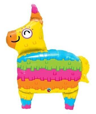 Rainbow Llama Supershape Foil