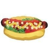Hotdog Supershape