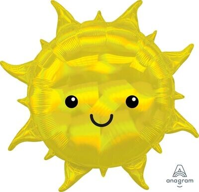 Iridescent Sun Supershape